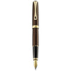 Diplomat Excellence A2 Marrakesh Gold Fountain Pen