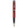 Diplomat Excellence A2 Skyline Red 14K Gold Fountain Pen