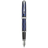 Diplomat Excellence A Plus Rome Black Blue Fountain Pen