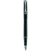Diplomat Traveller Black Lacquer Fountain Pen