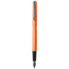 Diplomat Traveller Lumi Orange Fountain Pen