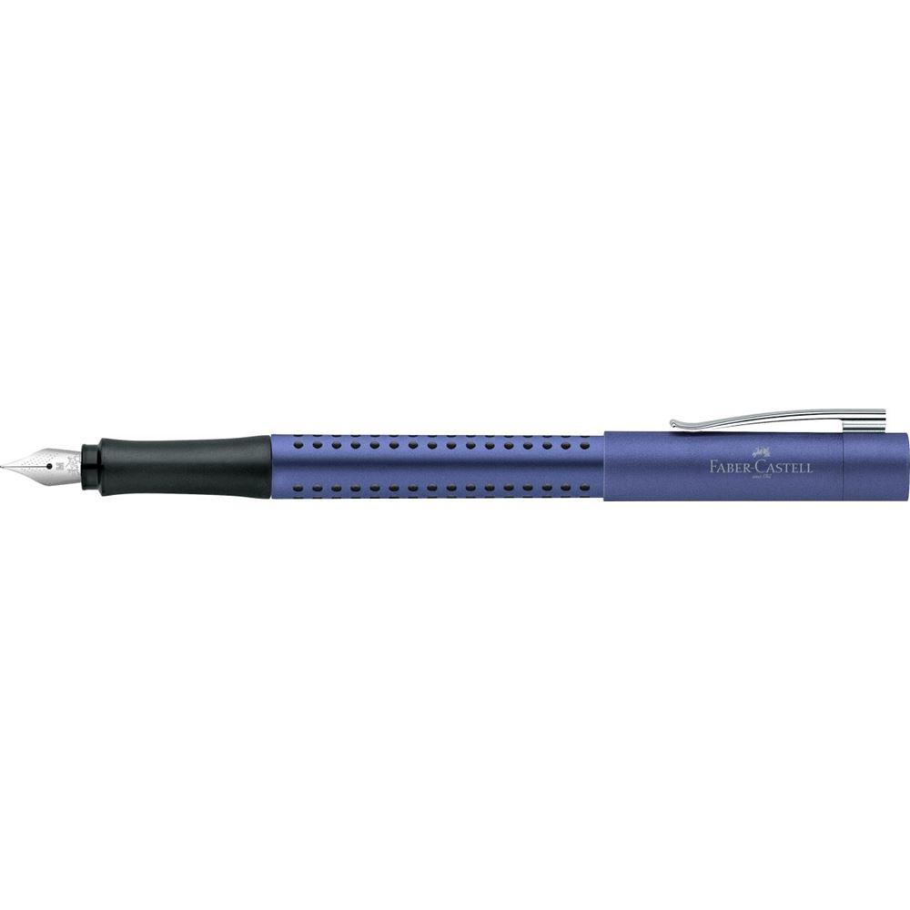 Faber-Castell Grip 2011 Blue Fountain Pen