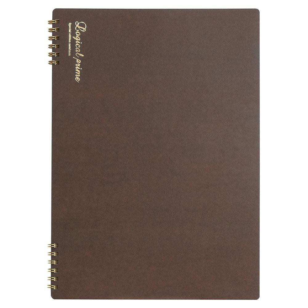 Logical Prime Wire Bound Notebook (Dot Ruled - A4) NW-A404 PT
