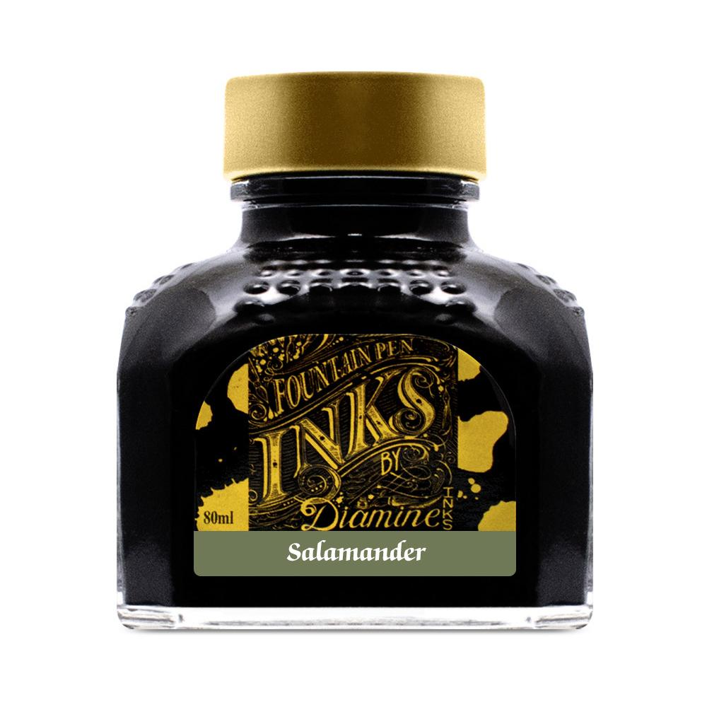 Diamine Ink Bottle (Salamander - 80ML) 830392