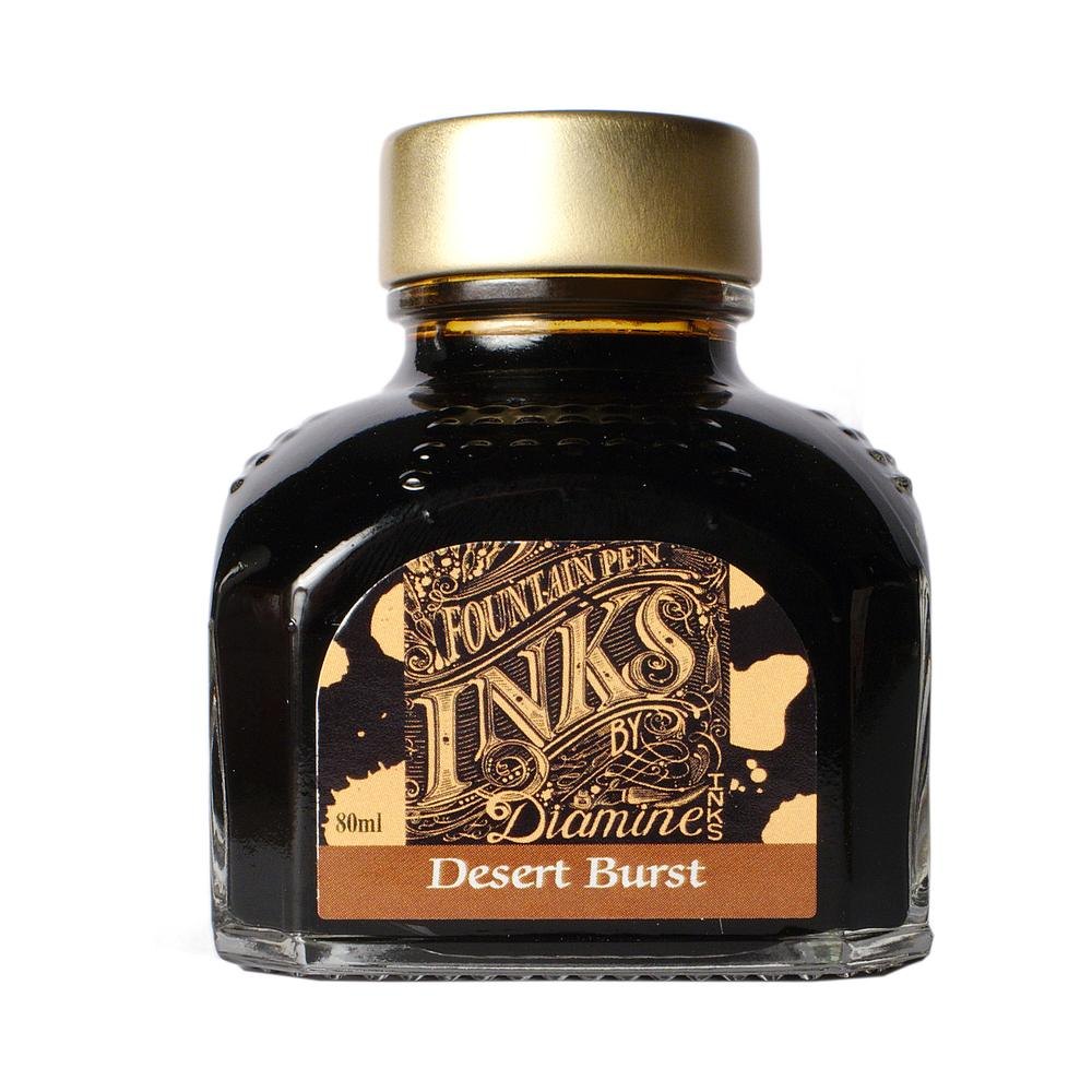 Diamine Ink Bottle (Desert Burst - 80ML) 831870