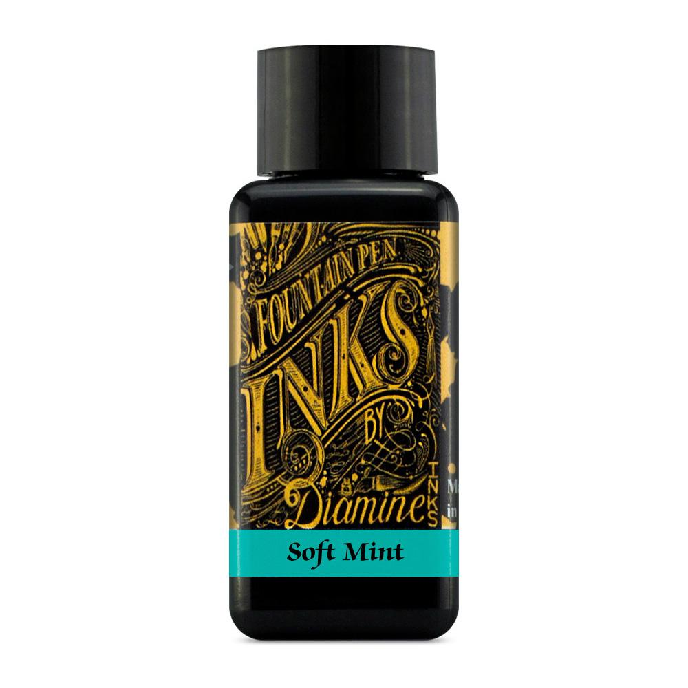 Diamine Ink Bottle (Soft Mint - 30ML) 829501
