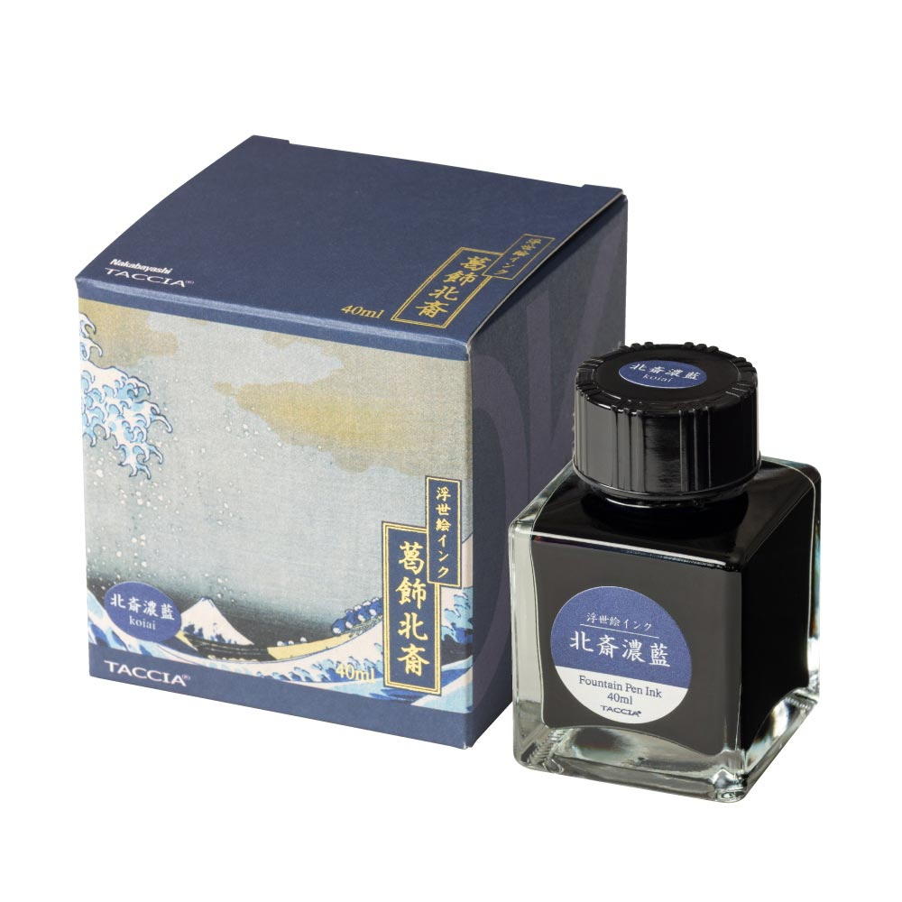 Taccia Ukiyo-e Ink Bottle (Koiai - 40ML) TFPI-WD42-2