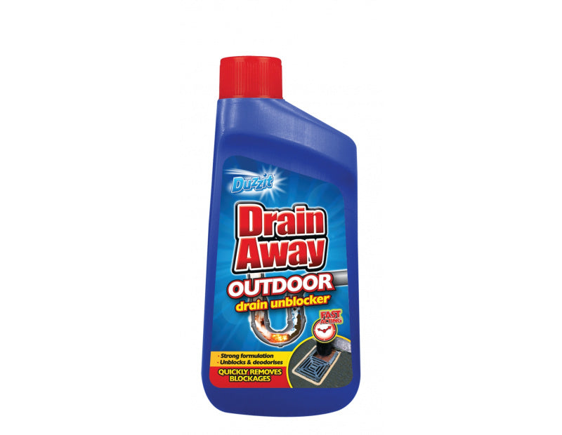 Duzzit Drain Away - Outdoor Drain Unblocker