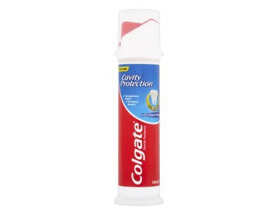 Colgate - Cavity Protection Tandpasta Pump 100ml