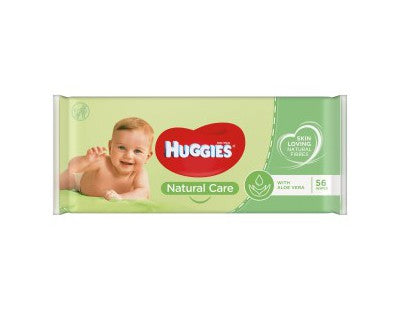 Huggies - Natural Care Baby Vådservietter
