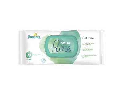 Pampers - Pure Baby Vådservietter