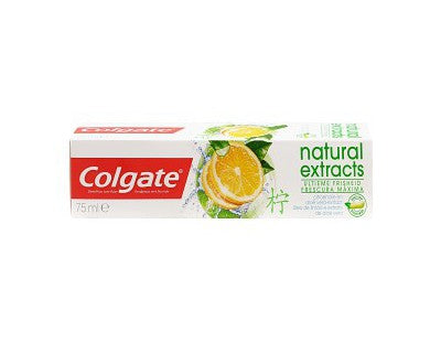 Colgate - Natural Extracts Tandpasta