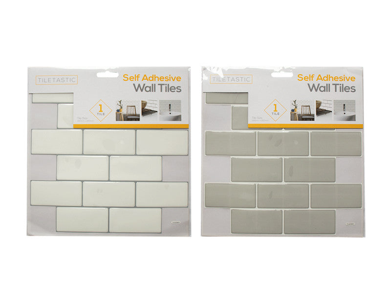 Tiletastic - ADHESIVE WALL TILES 260MMX260MM