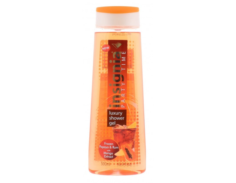 Insignia 500ml S/Gel Frozen Papaya Cdu12