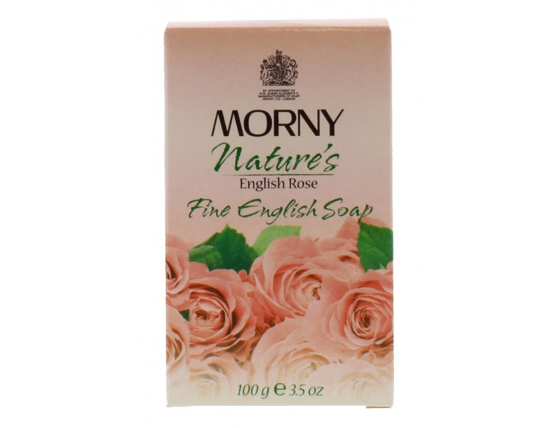 Morny Nature'S - English Rose Fine English Soap