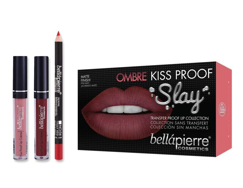Bellapierre - Ombre Kiss Proof 40'S Red