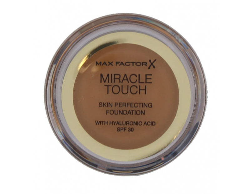 Max Factor Miracle Touch Found Tawny 19