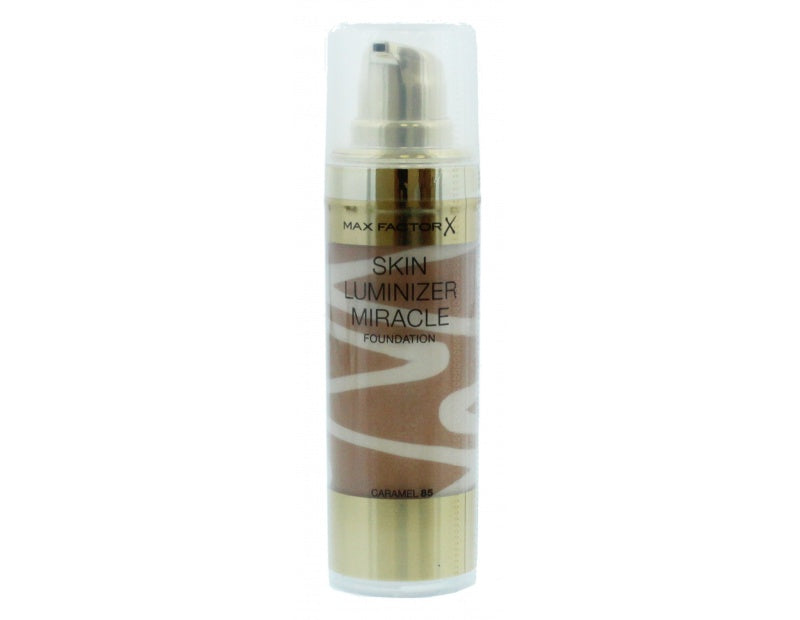 Max Factor Luminizer Found Caramel 85