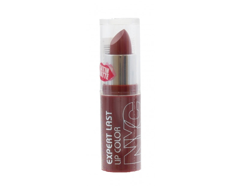 Nyc Expert Last Lip Colour Red Suede