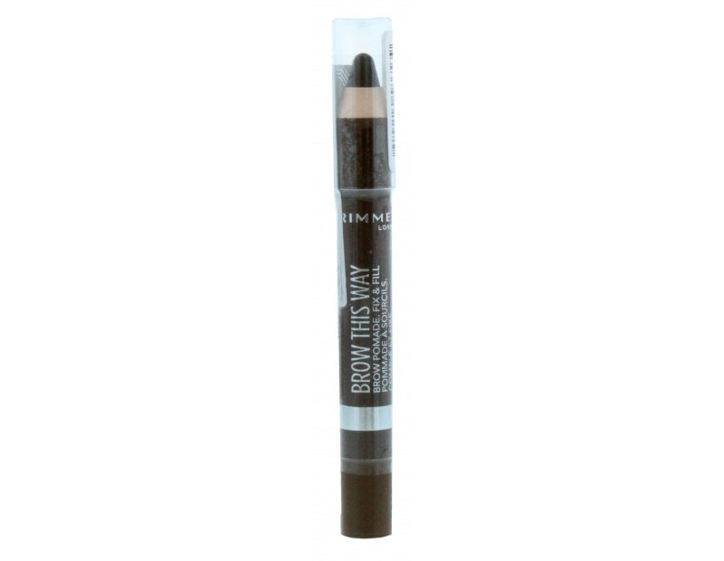 Rimmel Brow This Way Pomade Pencil Dark