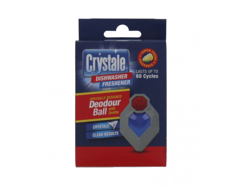 Crystale 5ml Dishwasher Freshener