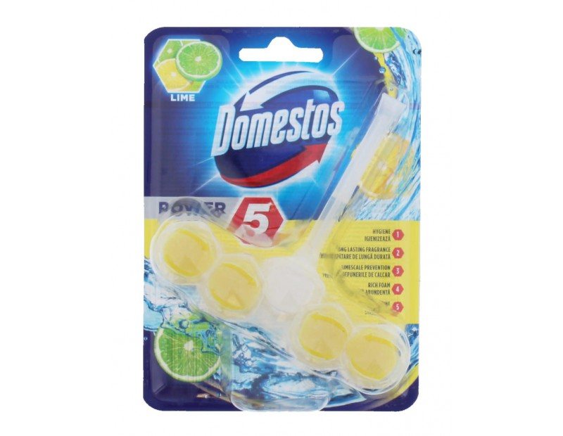 Domestos WC Power Block 55g - Lime