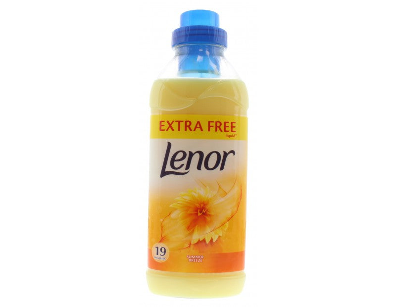 Lenor - Summer Breeze Scent 19 Washes