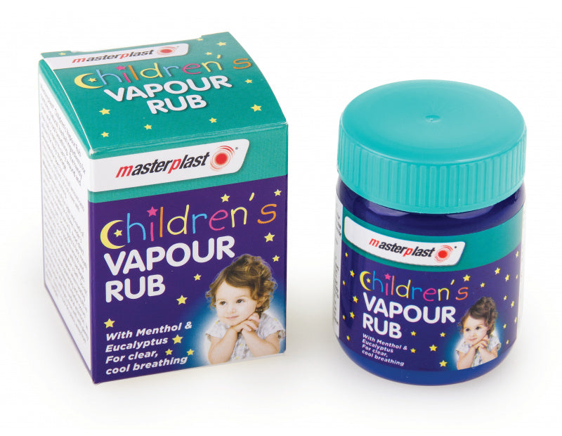 Childrens Vapour Rub 50g