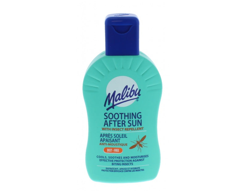 Malibu - Soothing Insect Repellent After Sun