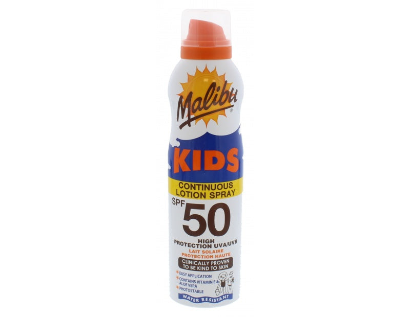 Malibu - High Protection Kids Lotion Spray SPF50