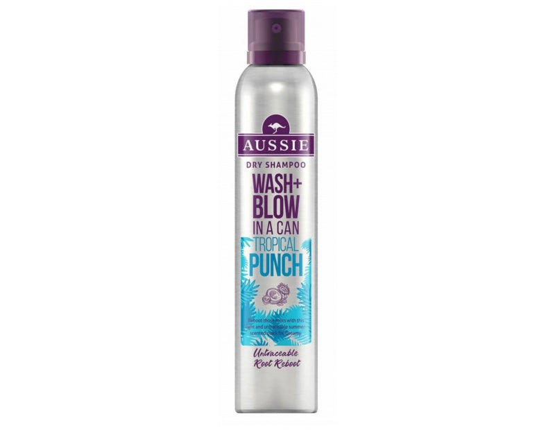 Aussie 180 Ml- Tropical Punch Tør Shampoo