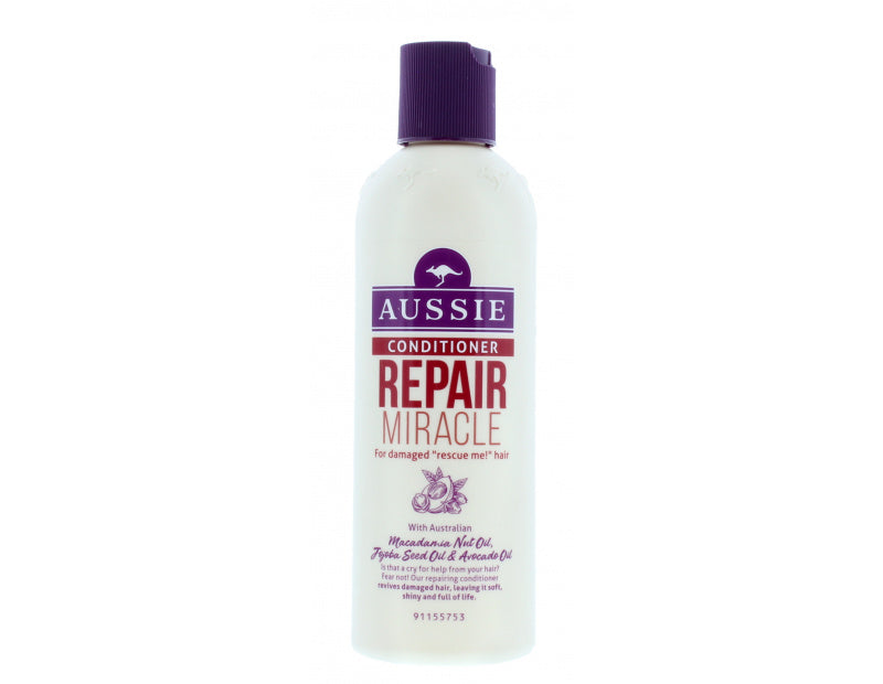 AUSSIE 250ML COND REPAIR MIRACLE