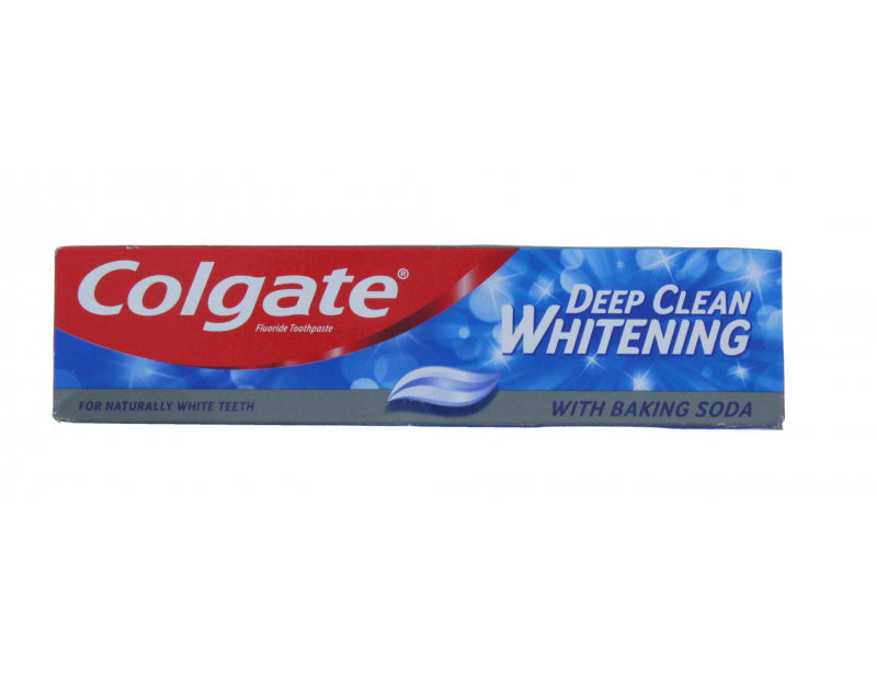 Colgate 100ml - Deep Clean Whitening Tandpasta