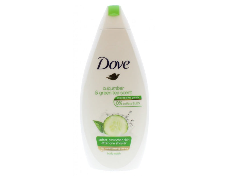 Dove - Cucumber & Green Tea Scent Badesæbe
