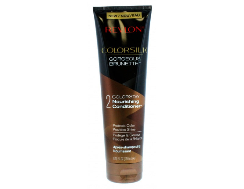 Revlon 250ml Cond Colorsilk Brunette