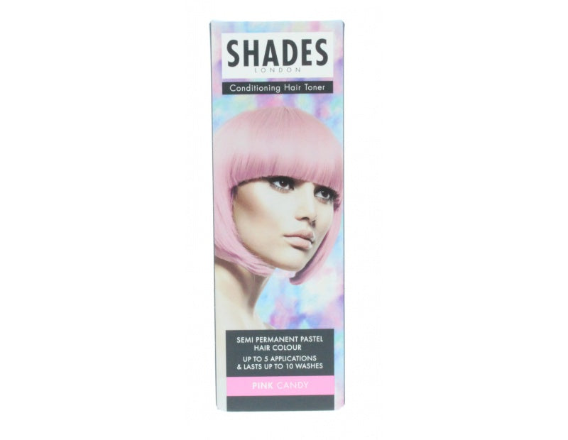 Shades London - Pink Pastel Hårfarve