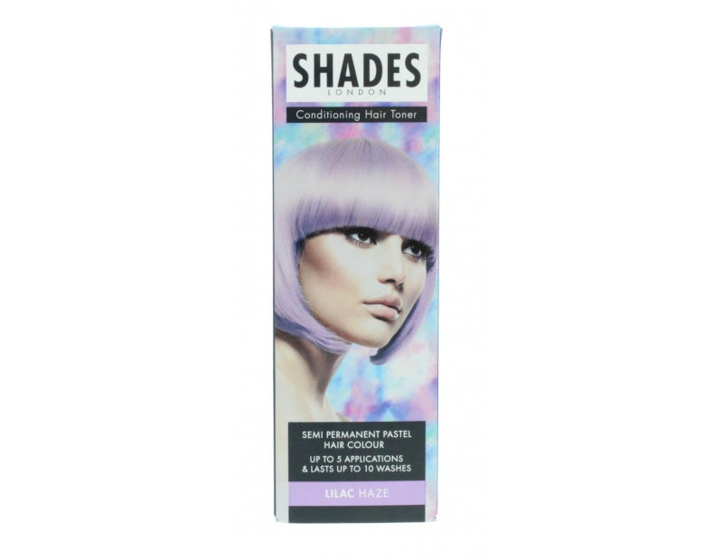 Shades London - Lilla Pastel Hårfarve