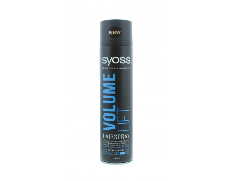 Syoss 400ml H/Spray Volume Lift