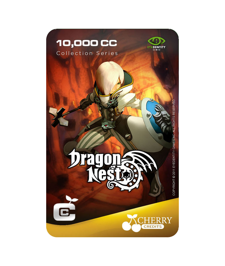 #007 | Dragon Nest | Characters Series | Cleric | 10,000 CC