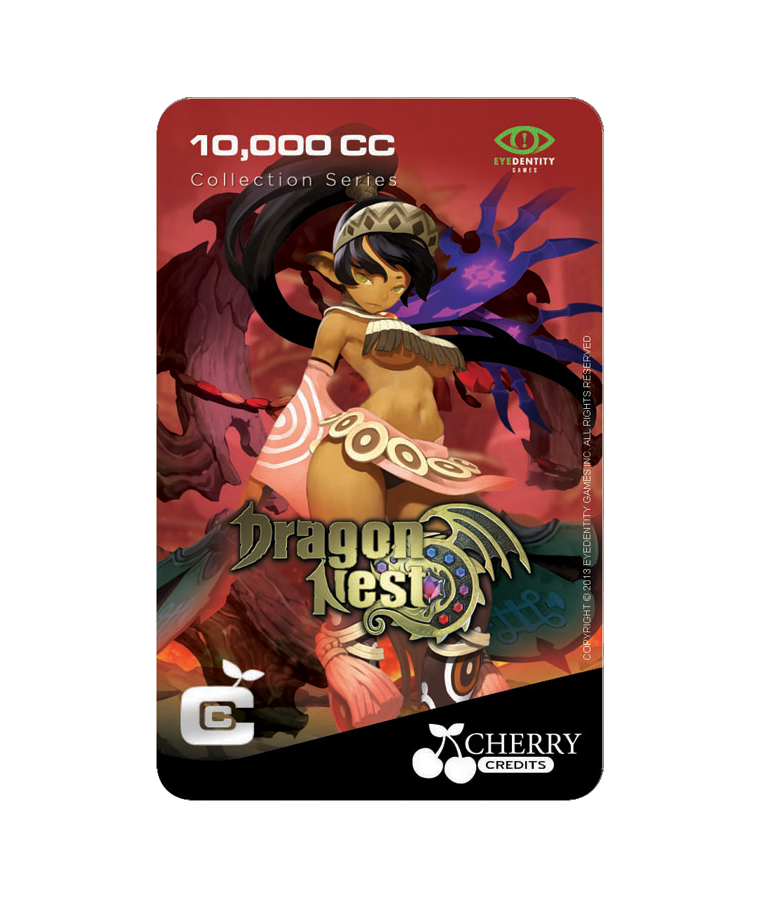 #012 | Dragon Nest | Characters Series | Kali | 10,000 CC