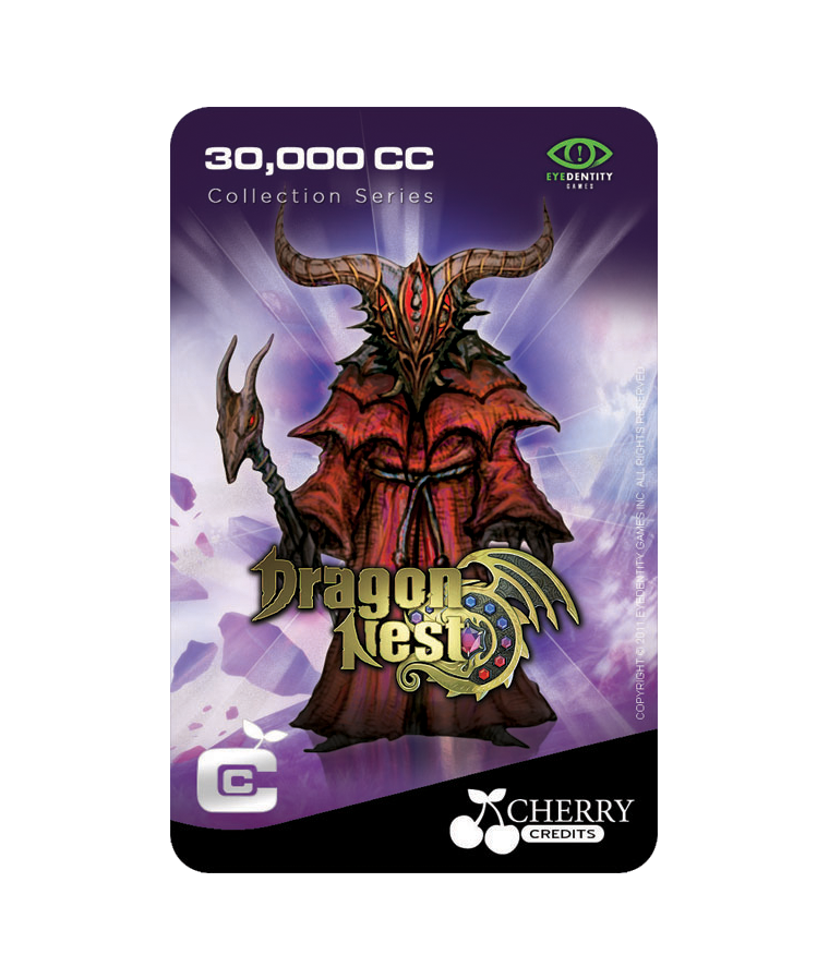 #021 | Dragon Nest | Monster Series | Dragon Sycophant | 30,000 CC