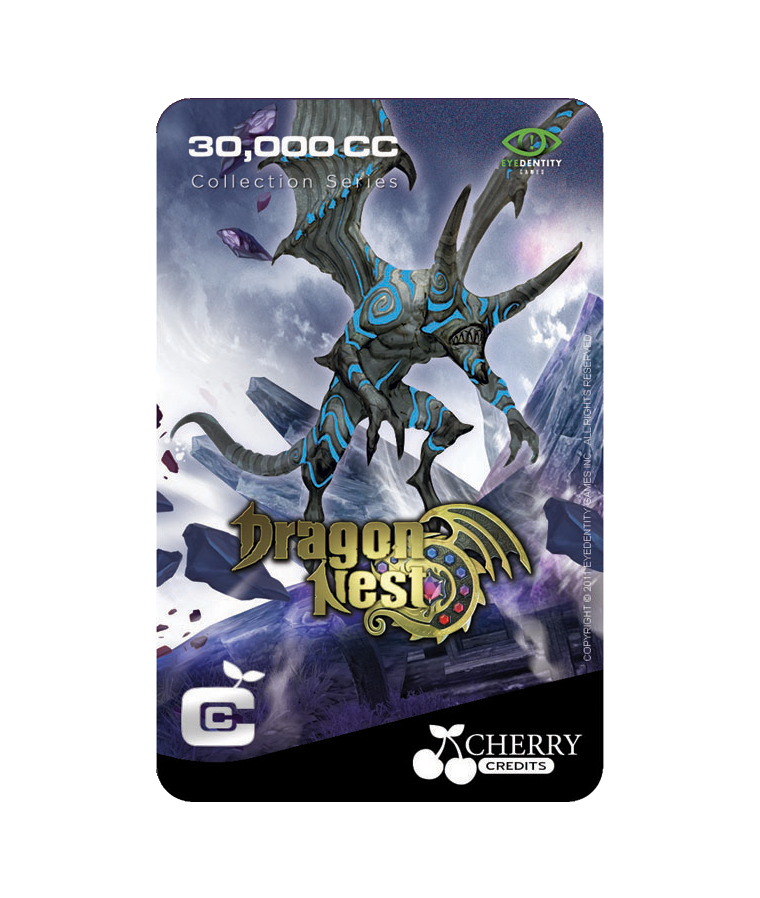 #013 | Dragon Nest | Monster Series | Gray Gargoyle | 30,000 CC