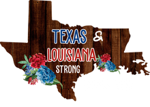 Load image into Gallery viewer, Texas Louisiana Strong Shirt