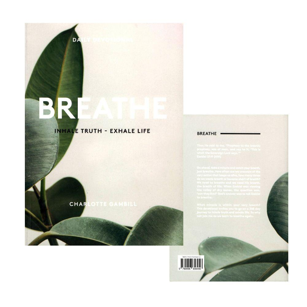 Breathe - Daily Devotional by Charlotte Gambill