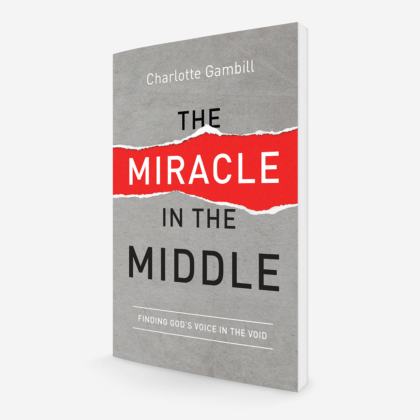 Miracle in the Middle - By Charlotte Gambill