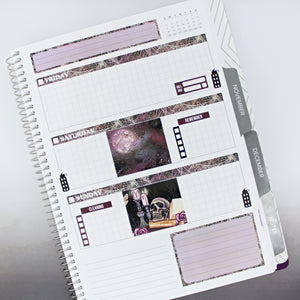 Amplify Planner Weekly kit - Haunted