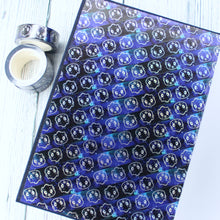 Load image into Gallery viewer, Chloe Galaxy Washi Tape - FOILED