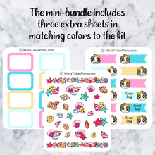 Load image into Gallery viewer, Amplify Planner Weekly kit - Chloe's Summer Kit