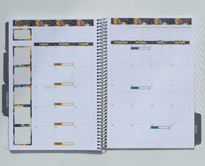 Amplify Planner Monthly kit - Happy Halloween