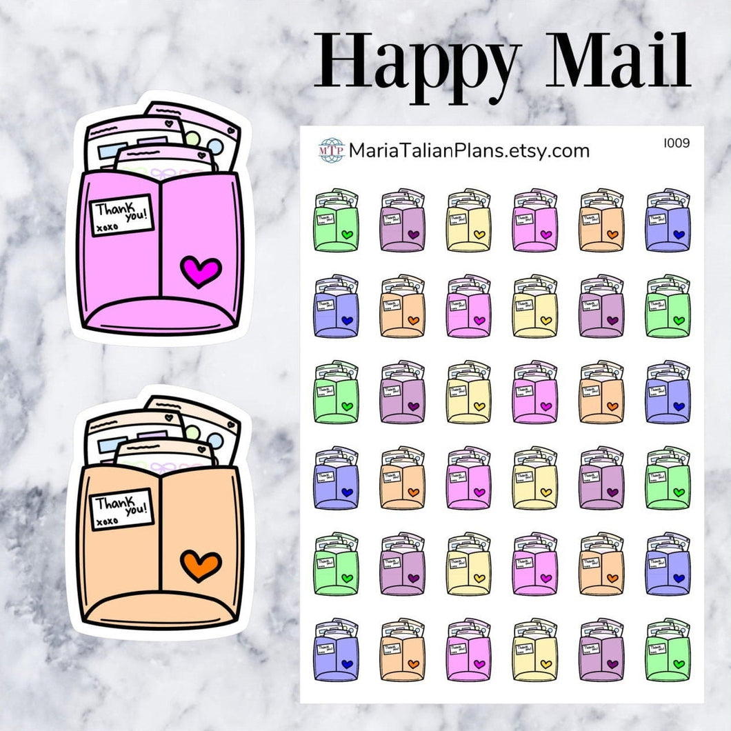 Happy Mail Icons